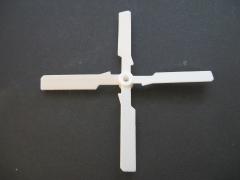 Heckrotor Vierblatt 84 mm (AW 101)