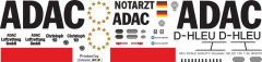 EC 135 - ADAC - D-HLEU - Decal 126 - 1:32