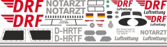 EC 135 - DRF - D-HRTF - Decal 206