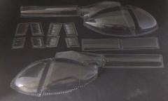 MD 520N - Folieteile 0.3 mm