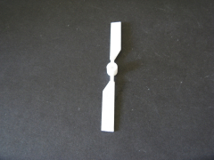 Heckrotor Zweiblatt 84 mm links (Bo 105)