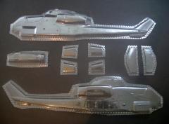 AH-1W - Folieteile 0.3 mm
