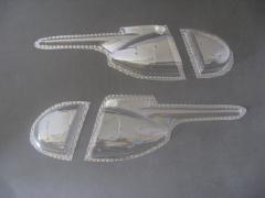 MD 500C/D - Folieteile 0.2 mm