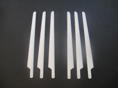 Rotorblätter 2 x Dreiblatt 260 mm