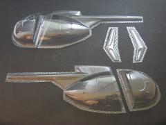 MD 500D - Folieteile 0.3 mm