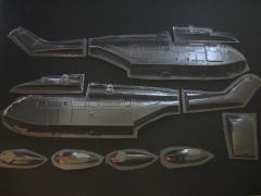 SA 321 - Folieteile 0.5 mm