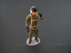 Figur Pilot 02 stehend 1:32