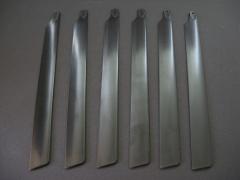 Rotorblätter symmetrisch Sechsblatt 190 mm