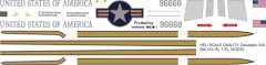UH-1N / Bell 212 - AFDW - 96668 - Decal 249